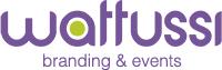 Wattussi – Branding & Eventos Logo