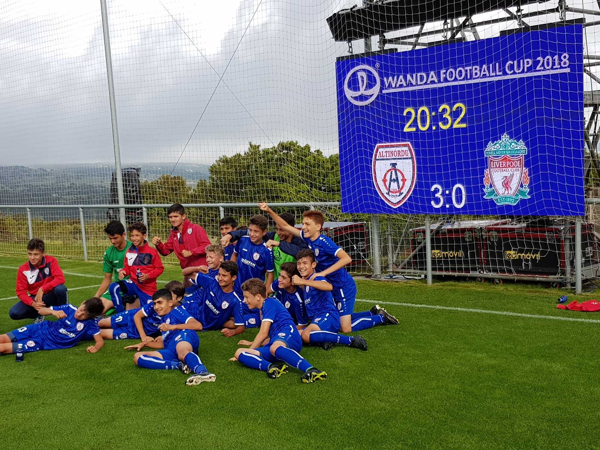 Torneo Wanda Football Cup